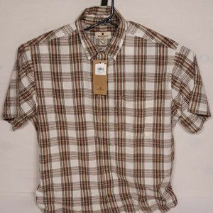 Wolrich XL Shirt Brand New With Tags nice button d